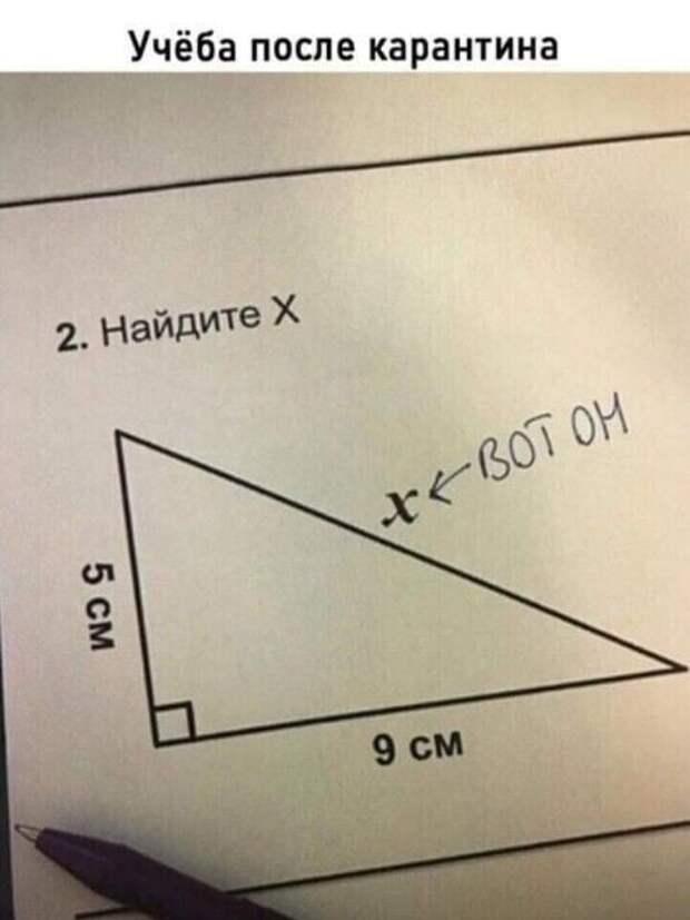 Логика учителей: — Кому не понятно?...