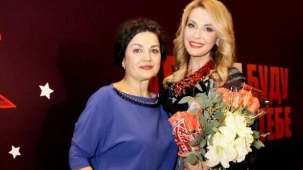Ольга Сумская со слезами на глазах призналась почему не общается со старшей сестрой Натальей уже много лет