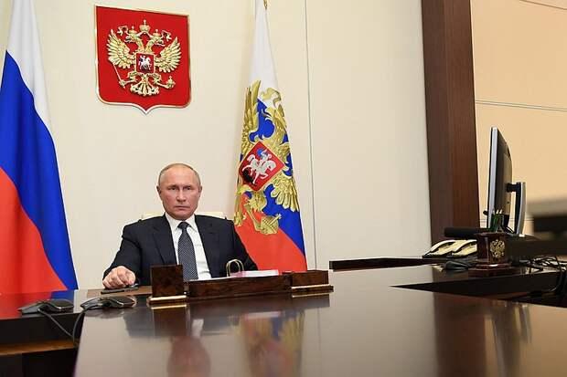 Путин посмертно наградил Орденами мужества российских дипломатов в Замбии и в ОАЭ