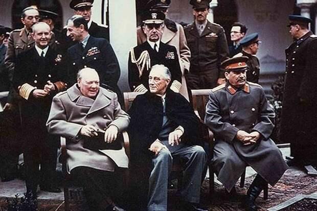 Пусть Германия и СССР истощают друг друга