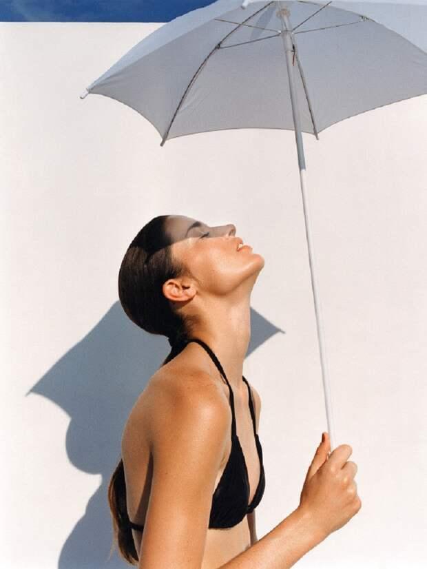 детские средства защиты от солнца