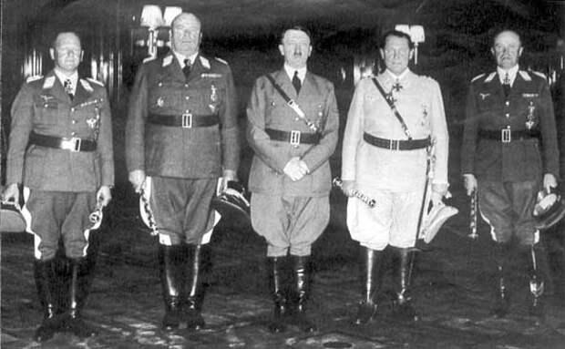 У каких вождей Третьего рейха был самый высокий IQ