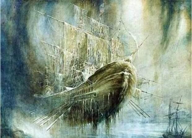 Легенда о Летучем Голландце