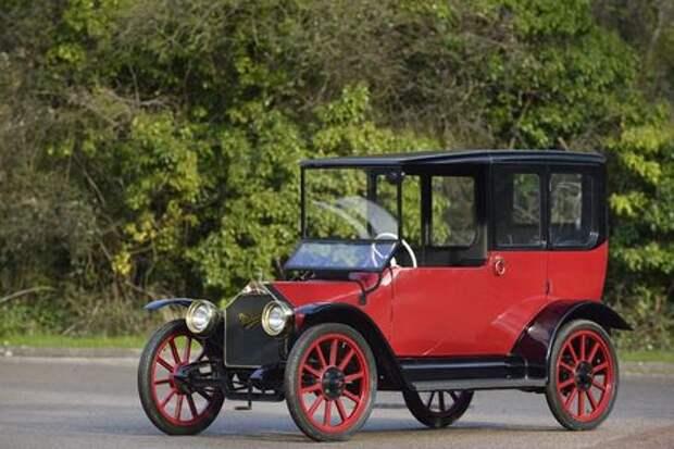 Призрак столетия: Mitsubishi Outlander превратится в модель 1917 года
