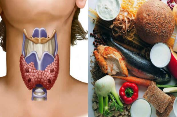 15 растений, помогающих нормализовать работу щитовидной железы...