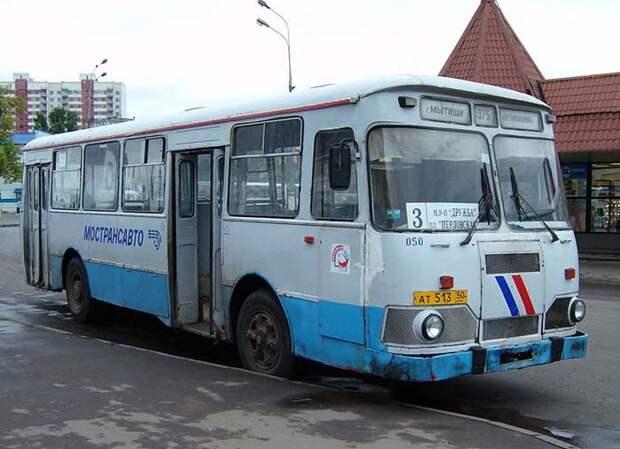Назад в 90-е: вот как приходилось добираться на работу 90-е годы, СССР, автобус