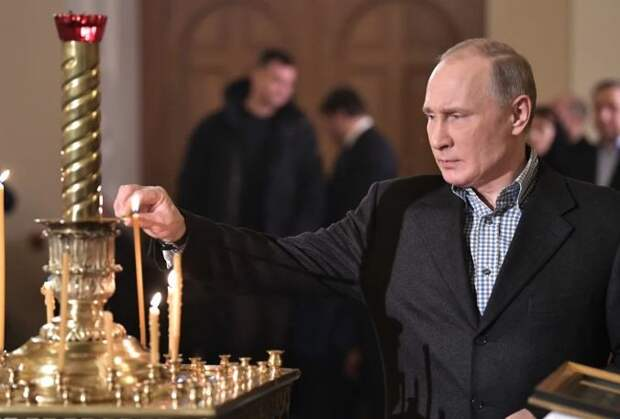 Президентом вы не будете здесь никогда. Начало эпохи Владимира Путина