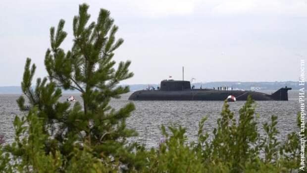 Жителей Дании поразила гигантская российская подлодка в территориальных водах королевства