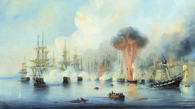 Черноморский флот: 238 лет доблести