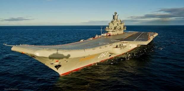 «Ледяной кулак для Запада»: в России может появиться «Арктический авианосец»