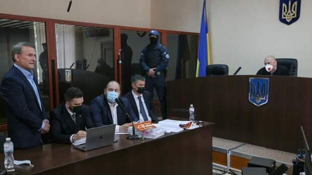 Оппозиция Украины обратилась к Европе из-за преследований Медведчука