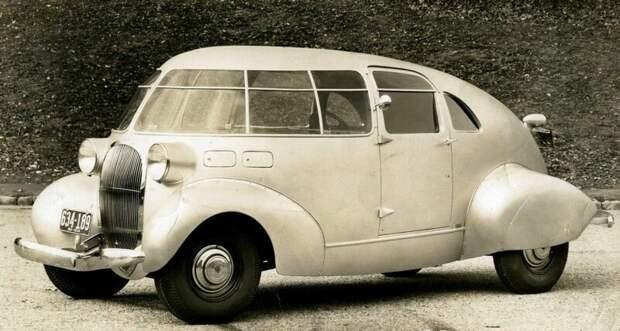 Рекламный переднемоторный автомобиль McQuay в качестве мобильной лаборатории. 1934 год авто, автомобили, атодизайн, дизайн, интересный автомобили, олдтаймер, ретро авто, фургон