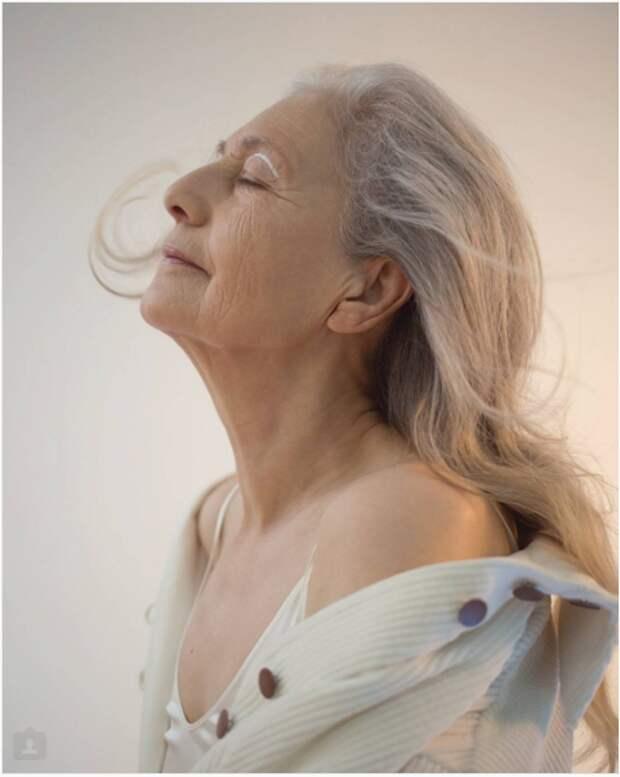 Oldushka: лица агентства, в каталоге которого нет моделей моложе 60 лет