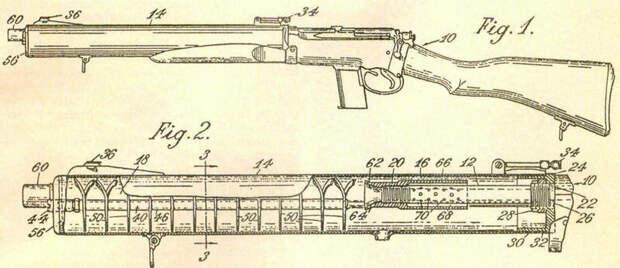 Де Лизл: английский бесшумный карабин.