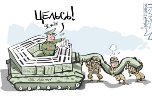 Американцы про реальный военный потенциал США