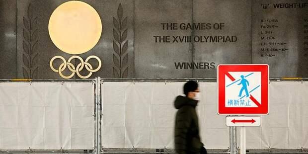 Губернатор Осаки высказался о переносе Олимпиады