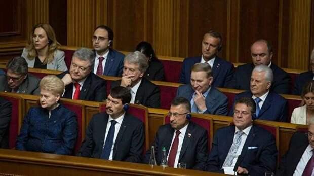 Украинская диктатура посредственностей. Ростислав Ищенко