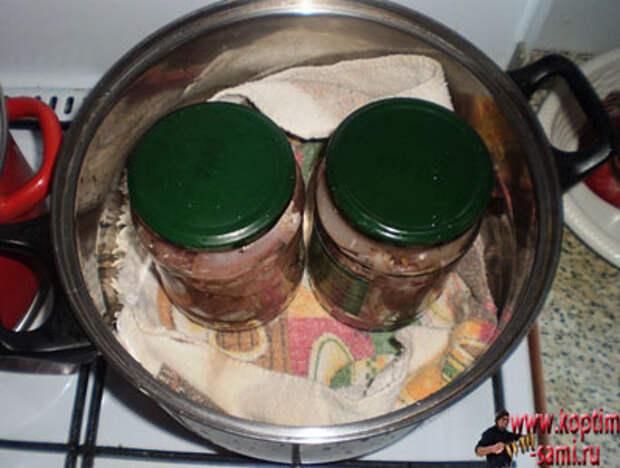 Домашняя тушенка рецепт