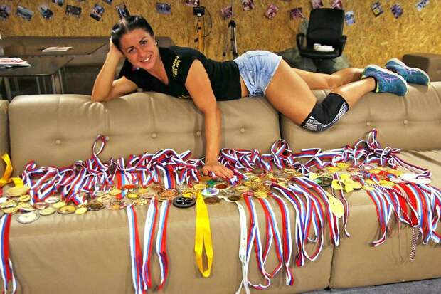 Пятикратная чемпионка России Масхадова дисквалифицирована на 8 лет за нарушение антидопинговых правил