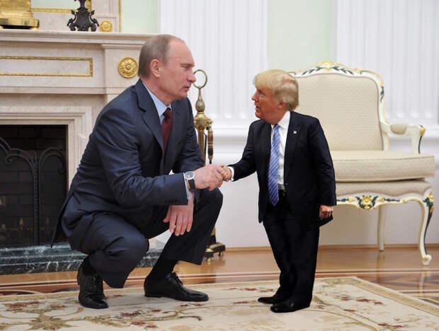 Трамп провернул Польшу на звездно-полосатом флагштоке - по заказу Путина!