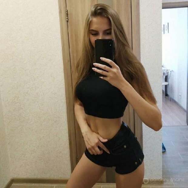 Девушки из Вконтакта
