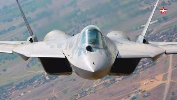Су-57 может получить двухместную версию