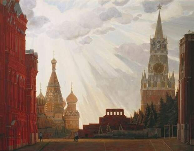 художник Виктор Маторин картины – 23
