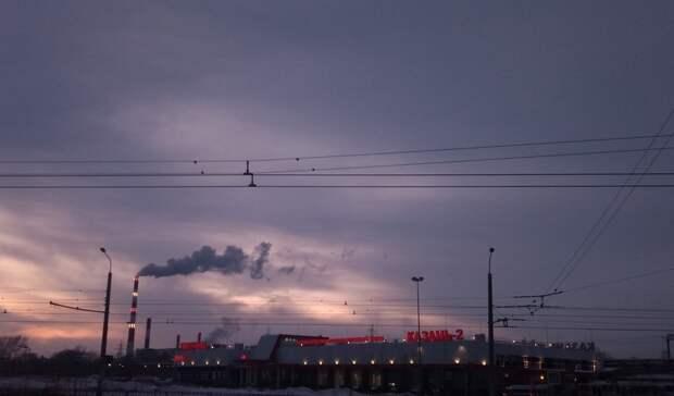 Больше трети станций вКазани нашли ввоздухе много вредных веществ