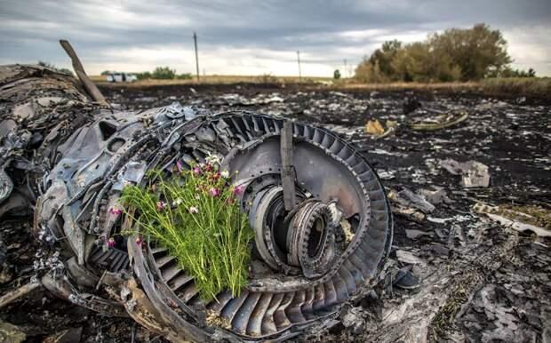 Захарова с помощью статьи голландских СМИ дала понять, кто виноват в трагедии MH17