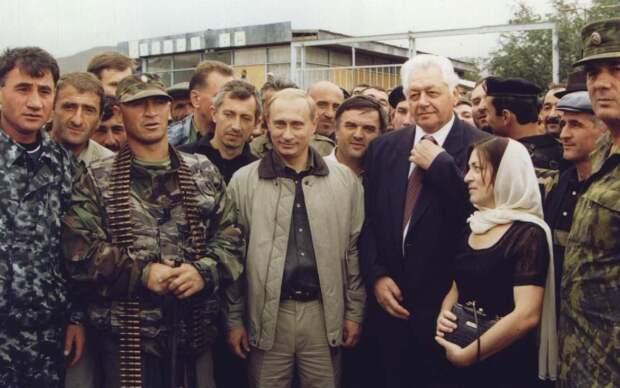 Между двумя кругами ада: как жила Чечня до Кадырова