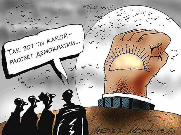 Демократия опять под угрозой: внесен новый законопроект