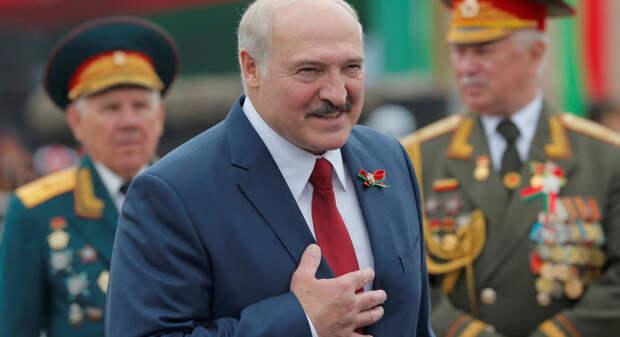 Зловещий призрак заговора стоит за спиной Лукашенко