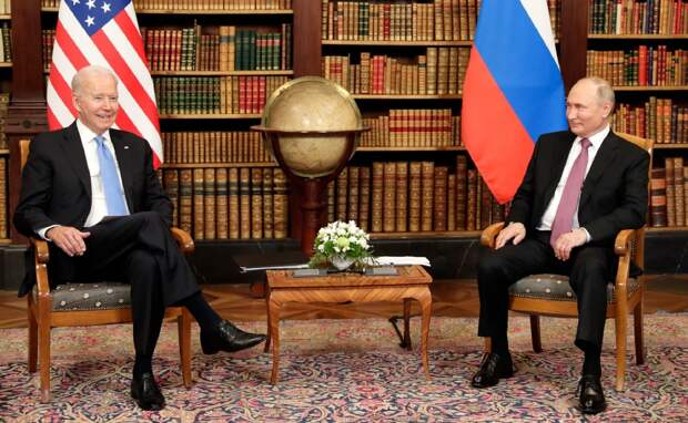 Путин подвел итоги саммита с Байденом в Швейцарии