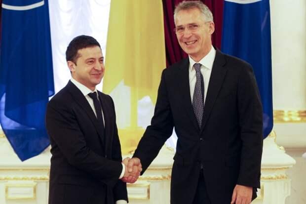В офисе Зеленского отреагировали на слова Путина об Украине в НАТО