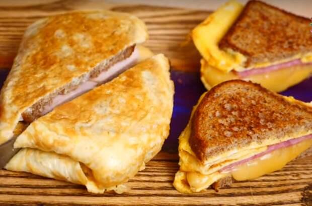 Вкуснейший завтрак за 5 минут