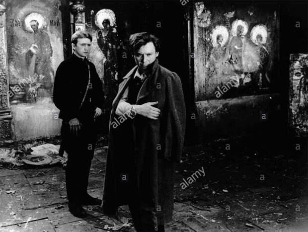 Редкие фото со съёмок популярных советских фильмов. Олег Табаков