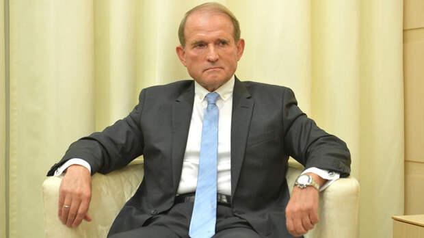 В Кремле следят за развитием ситуации с преследованием Медведчука