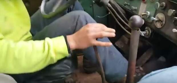 Апофеоз механики: нечеловеческий труд за рулем грузовика