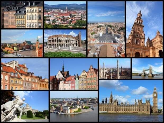Какую жилую недвижимость можно купить в европейских столицах за миллион евро