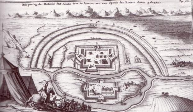 Как русские казаки стали китайцами и привилегированными военными императора Канси