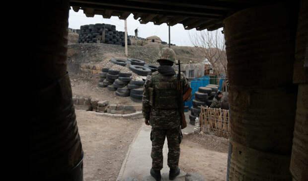 Азербайджан передал Армении 15 пленных в обмен на карту минных полей
