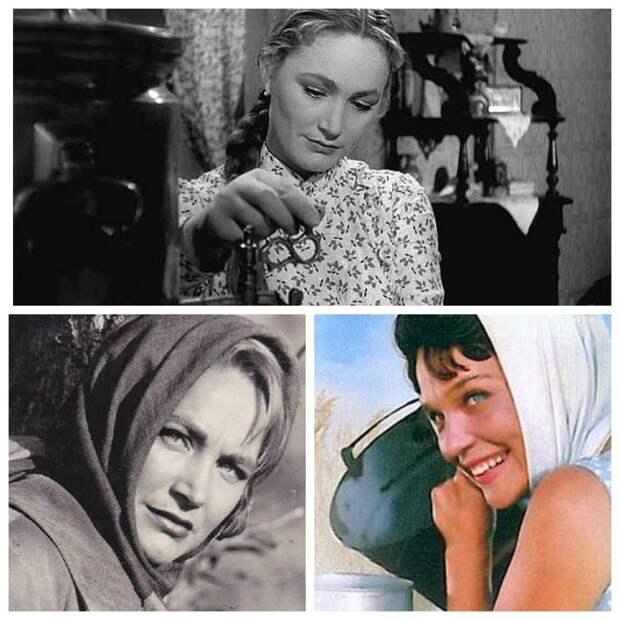 Как выглядела в юности несравненная Людмила Хитяева, и как расцветала ее пышная красота, изображение №11