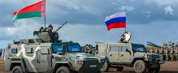 Армии России и Белоруссии готовятся к бою