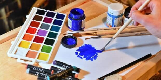 В Москве пройдет выставка конкурса детского рисунка «Наследие моего района» — Сергунина / Фото: Ю.Иванко, mos.ru