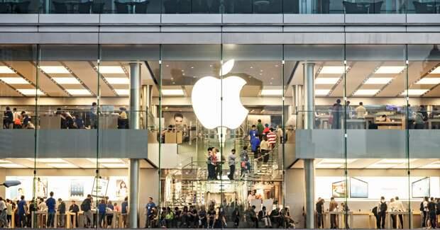 Рыночная стоимость Apple превысила отметку в $2 трлн