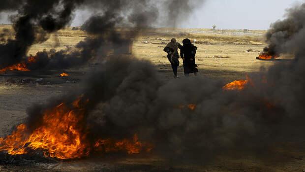 В секторе Газа заявили об энергетическом коллапсе