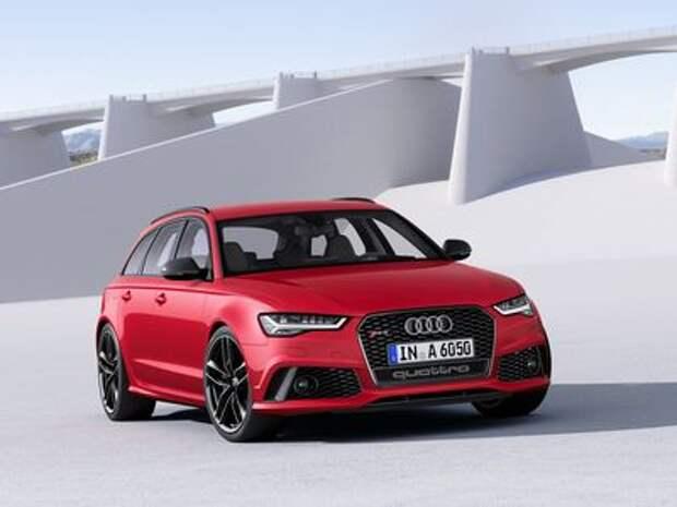 Audi RS6 allroad научит китайцев плохому