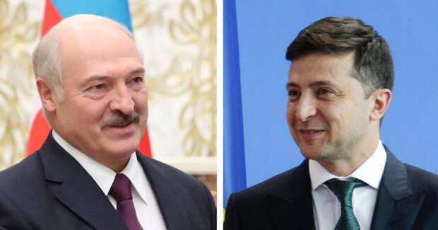 Президента Украины Зеленского на встрече глав СНГ поддержал президент Белоруссии Лукашенко