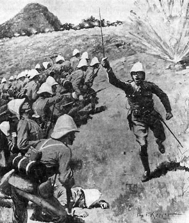 Англо-бурская война 1899—1902 гг. - 14 часть