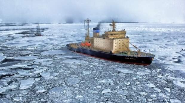 России и НАТО предрекли холодные встречи в Арктике
